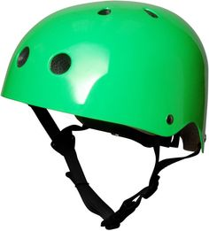 Kiddimoto Green Kids Helmet $59.90