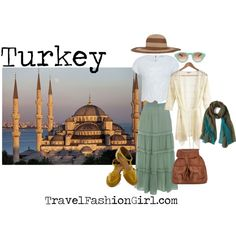 What to wear in more conservative countries when traveling