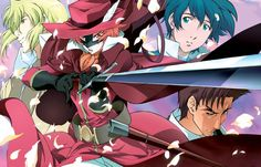 Francisco, The Red Whirlwind, Curio, and Romeo         ~Romeo x Juliet