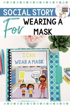 Wearing a mask, or seeing other people wear masks, can cause uncertainty, curiosity, or anxiety in many children. This social story was created to bring an understanding to children, about how and why we are currently wearing masks. This story is one that many children will be able to relate to and connect with. This story has a color and also black/white option for your printing preferences. Click here to create your social story today! Healthy Eating For Kids, Healthy Eating Habits, Social Stories, Dental Health, Curiosity, Learning Activities, Distance, Create Yourself, Back To School