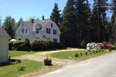 Vacation in Acadia Nat'l Park - MDI in Southwest Harbor, our house for 4 days while we visit Mt. Desert Island.  Can't wait.