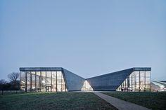 Pysall Ruge Architekten — Museum of Aviation and Aviation Exhibition Park