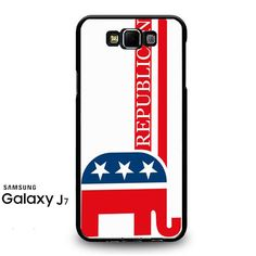 Gop Logo Republican Party Samsung Galaxy J7 Prime Case
