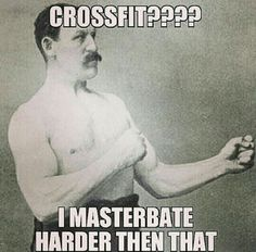 Crossfit Gym Humor, Workout Humor, Fitness Humor, Funny Fitness, Overly Manly Man, Just Keep Walking, Fitness Motivation, Funny Quotes, Funny Memes