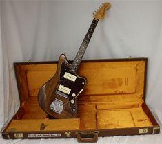 Fender Elvis Costello Signature Jazzmaster - Walnut (2008)