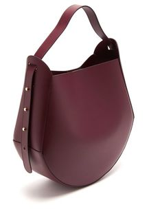 Soft Leather Handbags, Leather Purses, My Bags, Purses And Bags, Summer Handbags, Leather Bags Handmade, Simple Bags, Leather Shoulder Bag, Shoulder Bags