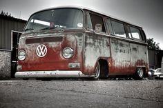vw rat bus - Buscar con Google