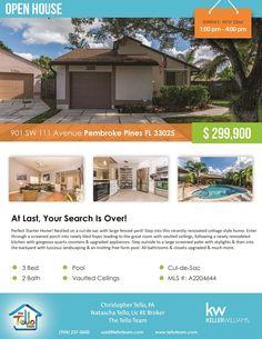 901 SW 111 Avenue Pembroke Pines FL 33025