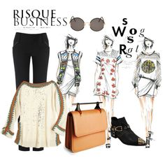 """Trends"" by madlene-137 on Polyvore"