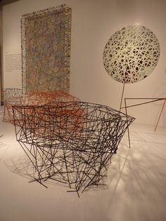 podio: Fernando y Humberto Campana, 20 años de diseño en el Museo Franz Mayer
