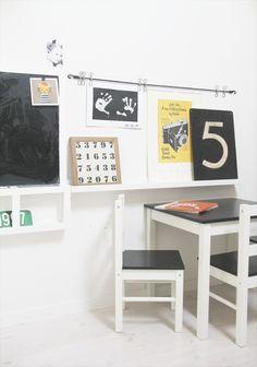 Kinderkamer spellhoekje