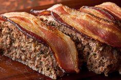 Bacon-Cheddar Meatloaf