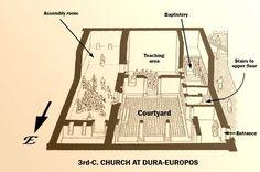 domus ecclesiae de dura europos - Buscar con Google