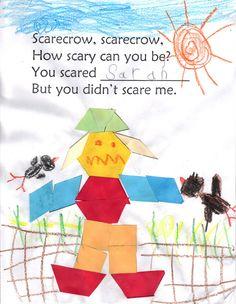 The Very Busy Kindergarten: October Ideas
