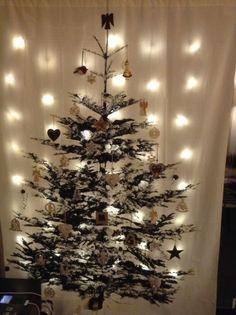 Loving the Ikea fabric tree. Ikea Tree, Ikea Fabric, Fabric Tree, Christmas Tree, Holiday Decor, Home Decor, Noel, Teal Christmas Tree, Decoration Home