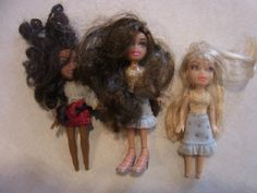 LOT OF 13 LIL Bratz Dolls AND LIL Bratz Case | eBay