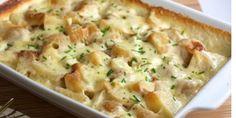 Πατάτες με κοτόπουλο ογκρατέν που θα λατρέψουν μικροί και μεγάλοι | Γόβα Στιλέτο