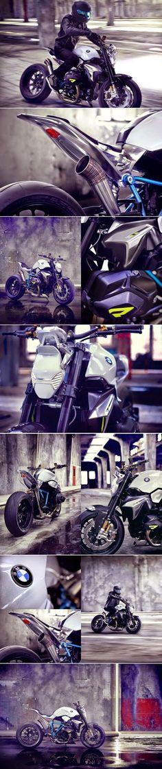 BMW Roadster Revolution ~ Return of the Cafe Racers...