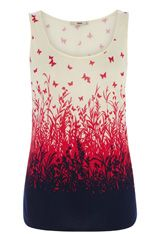 Meadow Butterfly Placement Vest