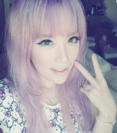 Wendy Cheng also known as Xiaxue from http://xiaxue.blogspot.de