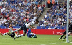 Aug. 22nd. 2015: Dele Alli becomes Spurs' youngest scorer since Gareth Bale in 2007, as he nets against Leicester.