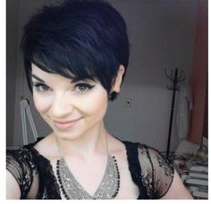 If we had to rank haircuts in terms of most popular worn short cuts... the pixie cut would be a winner! Lots of women have taken the big step to chop off their long locks to go the pixie-way. Look at these 14 gorgeous Pixie cuts...