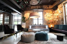 The Story Hotel in Stockholm's city center has attracted an artistic crowd since its opening in 2011. And since a few months the fans of that hotel can...