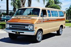 """To most (myself included), the name """"Plymouth Voyager"""" instantly conjures thoughts of the Voyager minivans, and their three generations from What some don't know, is that the Plymouth Voyager […] American Classic Cars, Classic Trucks, Vintage Vans, Vintage Trucks, Pacific Car, Dodge Ram Van, Plymouth Voyager, Plymouth Cars, Cool Vans"""