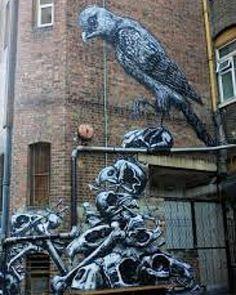 #streetart by graffiti_london