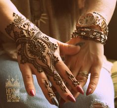 Jewelry and embroidery, India styled henna in my henna studio inside Moonstone Art Collective in Chico, California.