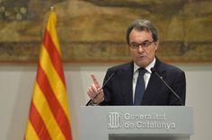 20 minutes - L'indépendantiste catalan Artur Mas condamné - Monde
