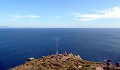 Fiesterra  ( fin de la tierra ) A Coruña ( Galicia )