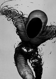 Browse Ajin collected by Caitlyn Evelynn and make your own Anime album. Ajin Anime, Manga Anime, Anime Art, Dark Drawings, Amazing Drawings, Arte Horror, Horror Art, Dark Fantasy Art, Dark Art