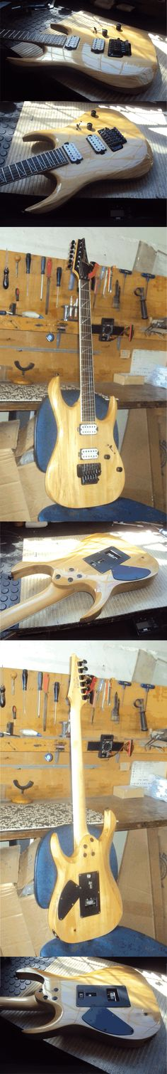 Pintura - Guitarra Ibanez
