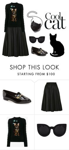 """""""Untitled #2520"""" by carlene-lindsay ❤ liked on Polyvore featuring Kate Spade, Topshop, Dolce&Gabbana and STELLA McCARTNEY"""