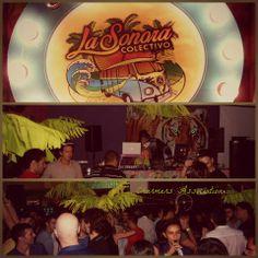 fiesta la sonora colectivo en el deck #medellín #fiesta #eldeck #lasonoracolectivo #lifestyle #lleras