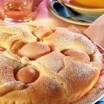 Speciale Pasqua: il Piccillato è un dolce pasquale che proviene della tradizione calabrese.