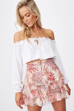 Piper Mini Skirt Everyday Outfits, Boho Shorts, Mini Skirts, Fashion, Moda, Fashion Styles, Mini Skirt, Fashion Illustrations, Fashion Models
