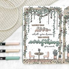 #bulletjournalideas hashtag on Instagram • Photos and Videos Bullet Journal Quotes, Bullet Journal Spread, Happy Friday, Photo And Video, How To Plan, Journal Ideas, Pretty, Journaling, Instagram