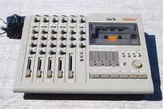 Tascam Portastudio 424 - Four Track Analog Cassette Recorder FREE SHIPPING