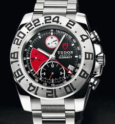 Tudor | Iconaut | Edelstahl | Uhren-Datenbank watchtime.net