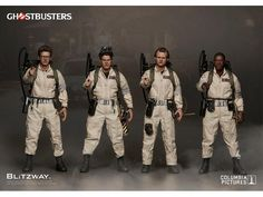Ghostbusters 1/6 Scale Figure - Special Pack - Ghostbusters Figures