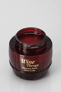 Holika Holika Wine Therapy Sleeping Mask - Urban Outfitters, Would this make a good gift? http://keep.com/holika-holika-wine-therapy-sleeping-mask-urban-out-by-julieh76/k/zzskfmABAo/