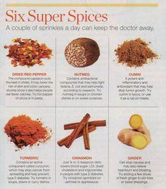 ANTI-CANCER FOODS - Six Super Spices - Liver Cleansing Diet Super Foods. Liver cleansing raw food anti cancer diet recipes for a healthy liver. Learn how to do an advanced liver flush protocol https://www.youtube.com/watch?v=UekZxf4rjqM I LIVER YOU