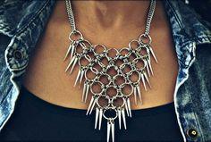 Collar Pechera /x Mayor Y Menor - $ 220,00 en MercadoLibre