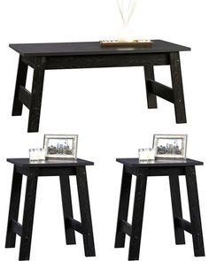Coffee and End Tables. Apartment/house shopping is so much more expensive than I realized :-/