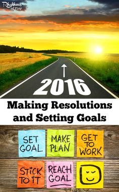 Want to make your dreams come true? This article contains helpful tips for making resolutions and setting goals to get you started.