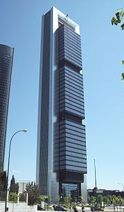 Torre Caja Madrid  #Foster #Norman Pinned by www.modlar.com