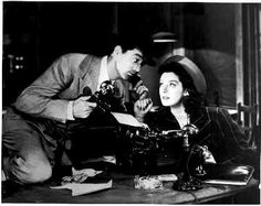 Rosiland Russel  His Girl Friday