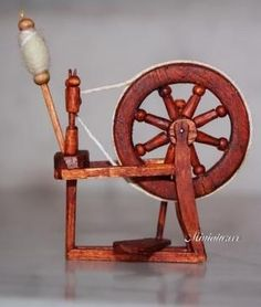 how to: spinning wheel